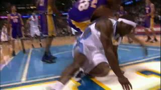 Ty Lawson Drives, Elevates, and Slams