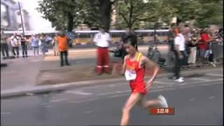 World Championship Berlin 2009, Highlights, Day 9