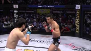 ROAD FC 008 : 2nd Kang Kyung-ho vs Moon Jae-hoon