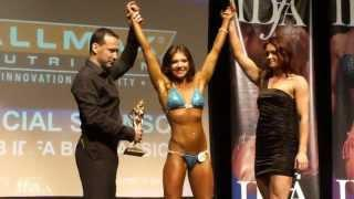 2013 IDFA BC FITNESS MODEL SHORT-AWARDS