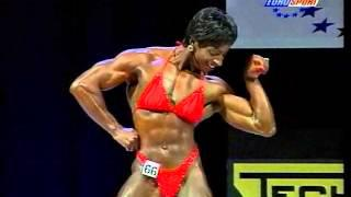 NABBA World 1996-Physique Routine And Final