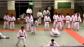 Judo Training - Kodokan Japan