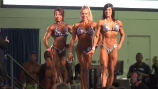 Joan Liew 2014 Arnold Amateur Finals Awards Women's Physique (Tall)
