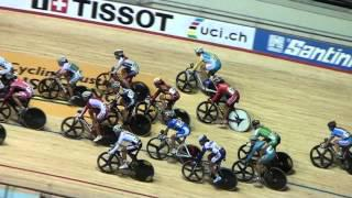 2012 UCI TRACK CYCLING WORLD CHANPIONSHIPS Scratch