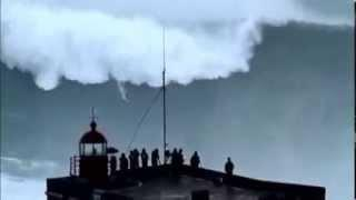 February 2014 Big Wave Surfing NEW WORLD RECORD???