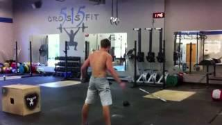 "CrossFit 515 - ""Filthy Fifty"" in 13:06 (Bobby)"