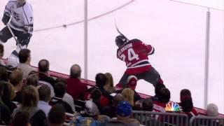 Bryce Salvador Goal 6/9/12 Devils vs Kings - Stanley Cup Finals