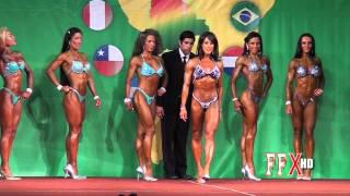 Body Fitness 1 63 mts  Sudamericano 2013