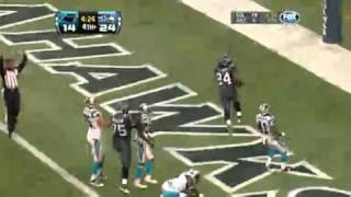Marshawn Lynch 3rd TD vs the Panthers of Carolina