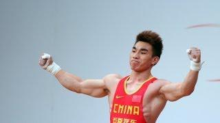 2013 World Weightlifting Championships Men's 69 snatch