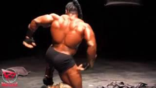 Kai Greene Guest Posing At The 2013 IFBB New Zealand Pro
