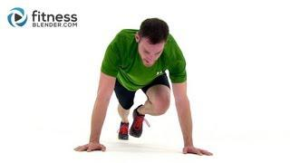 HIIT The Ground Running - 33 Min High Intensity Interval Training For Endurance&Total Body Toning