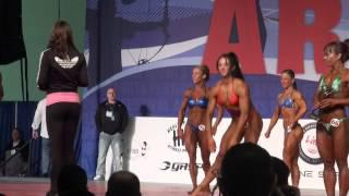 2013 Arnold Amateur Finals Awards Women's Bodybuilding Lightweight