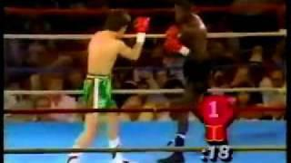 Julio Cesar Chavez KNOCKS OUT Roger Mayweather Floyd's uncle