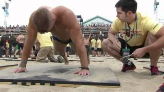 2011 CrossFit Games - Men's Beach Event - Games Vault