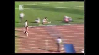 Women's 100m Hurdles WORLD RECORD