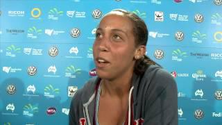 10 questions with ... Madison Keys