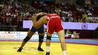 2013 Budapest World Freestyle Wrestling Championship 84kg
