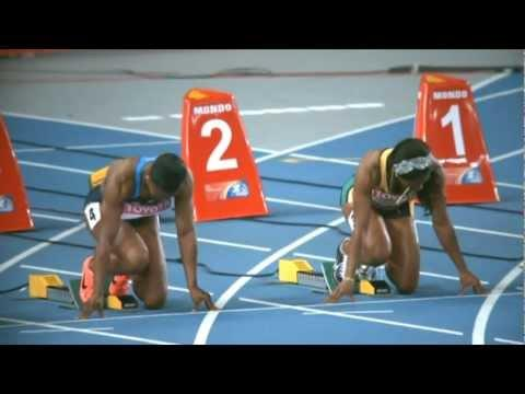 Womens Sprint - 100 METRES WOMEN'S FINAL DAEGU 2011