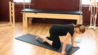 Upside-Down Pilates - Prenatal Pilates - Lesson 59 - Part 3 Of 4 - HD