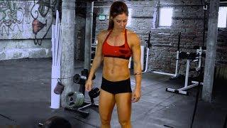 Andrea Ager- CrossFit Tabata