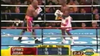 Cory Spinks vs Zab Judah I FULL FIGHT