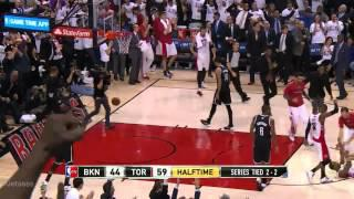 Kyle Lowry 36 points vs Nets - Full Highlights (2014 NBA Playoffs GM5)
