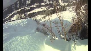 Snowboard Avalanche GoPro HD