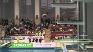 Ethan Warren 3m Winner - Rostock Diving Grand Prix 2012.