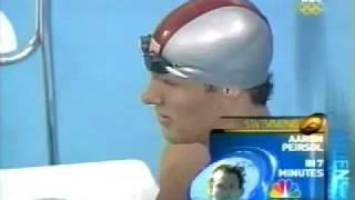 Hansen&Kitajima 200 Breaststroke at 2004 Olympic