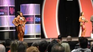 Dana Linn Bailey Announced As The First Ms. Women's Physique Olympia