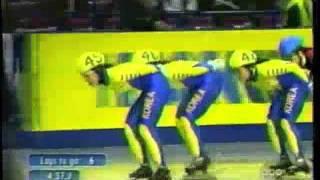 2003 World Short Track Speed Skating Championships - Women's 3000