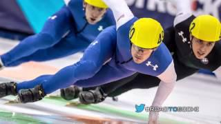 Athlete Spotlight: Short Track Speedskater Eddy Alvarez