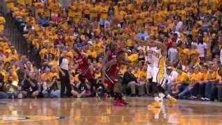 Paul George 28 points vs Heat - Full Highlights (2013 NBA Playoffs ECF GM6)