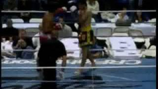 Fights Kickboxing Ruin Vs Mastakedemin