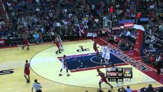 Chris Paul 38 points vs Wizards - Full Highlights (2013.12.14)