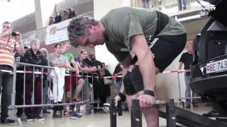 Strongman Contest In Burgdorf 2013