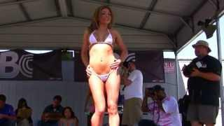 Today We See A Bikini Contest At Battle of the Imports and this is #10 Alley