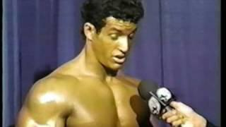 1986 NPC USA Bodybuilding Championship Part 3 - Jeff Sneed Interview and Final