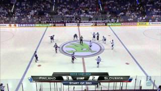 Finland - Slovakia Full Game