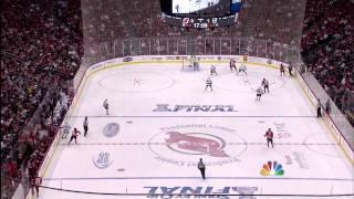 Ryan Carter Deflection Goal 6/2/12 Devils vs Kings - Stanley Cup Finals