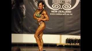 NABBA Figure At NABBA WFF Pan Pacific Champs, 2013