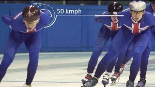 The Incredible Sport Of Short Track Speed Skating