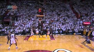 Lebron James 30 points vs Pacers - Full Highlights (2013 NBA Playoffs ECF GM5)
