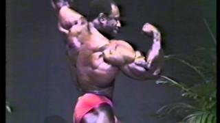 1989 Lee Haney @ Great Lakes Open