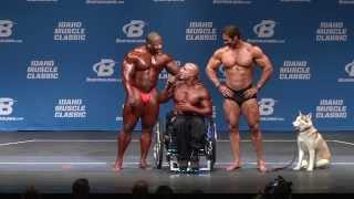Shawn Rhoden at the 2014 NPC Idaho Muscle Classic