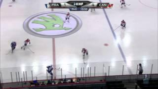 France - Canada Full Game, 7th May, game 17