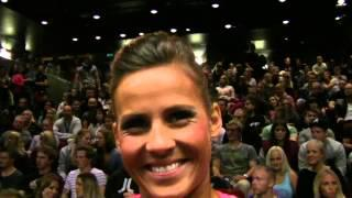 Norway Open 2012 | Athletic Fitness Strenght Rounds (2)