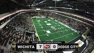 Dodge City Law vs. Wichita Wild - May 24, 2014