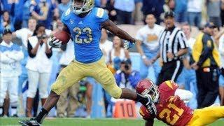 The Supreme Johnathan Franklin Highlights (2013 Draft Pick 125th Pick - Green Bay Packers)